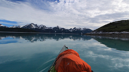 Glacier Bay Kayaking Video